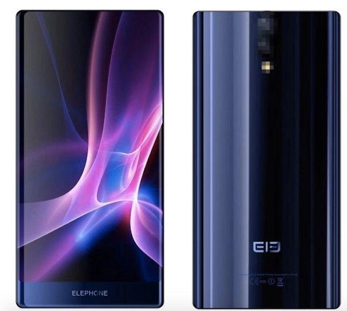 elephone s8 rival xiaomi mi mix