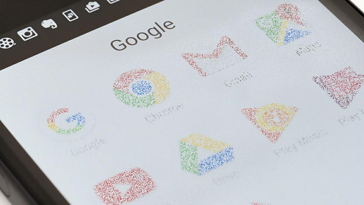 eliminar aplicaciones de google