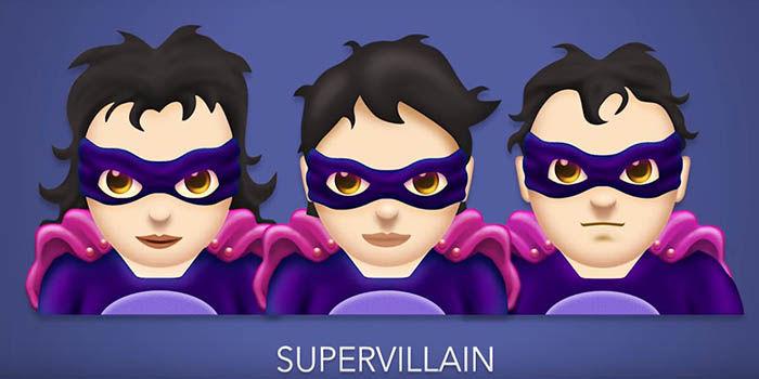 emoji villano