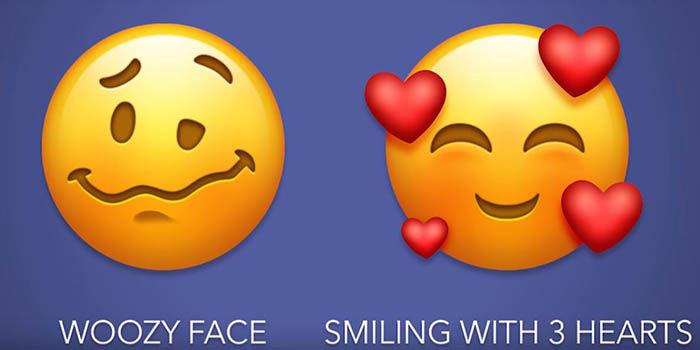 emojis nuevo android pie