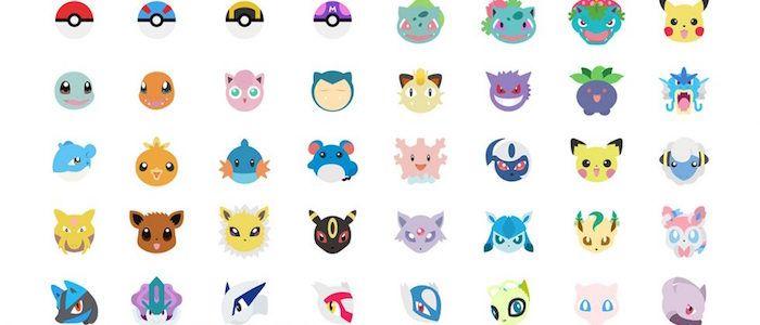 emojis pokemon