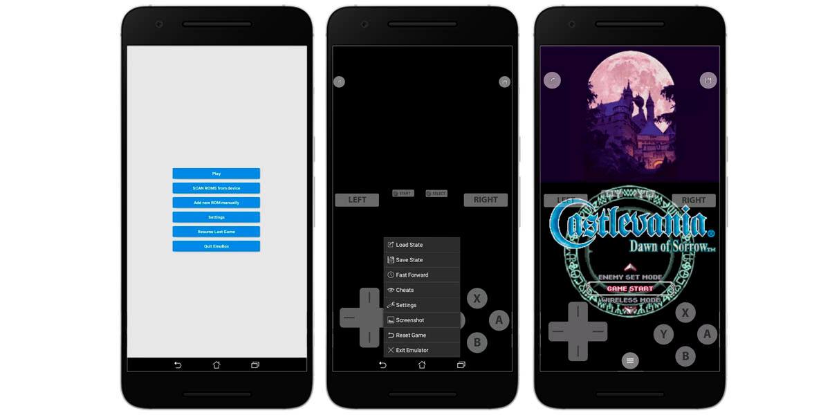 emubox multiplataforma juegos retro android