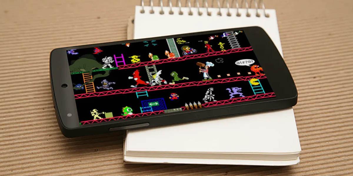 emuladores consolas clásicas juegos android