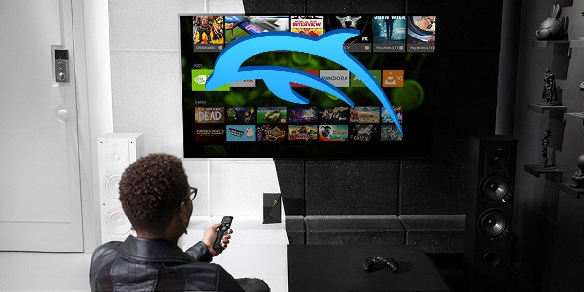 emular juegos nintendo wii android tv dolphin