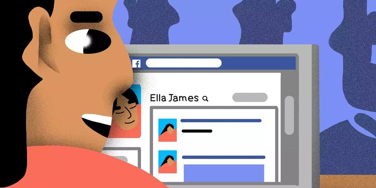 encontrar a alguien en facebook con una foto