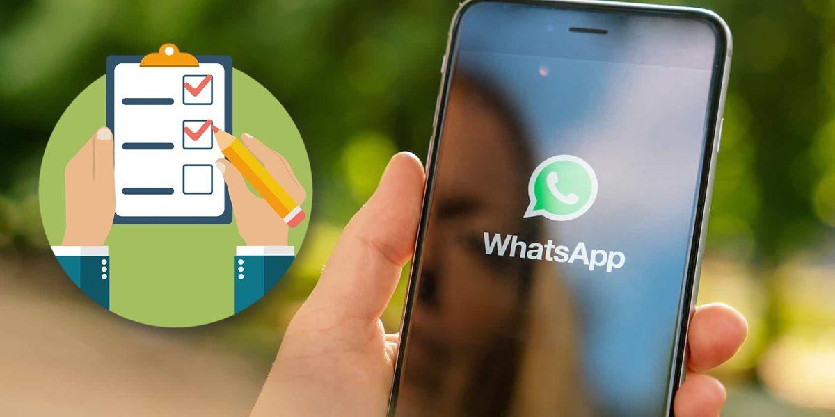encuestas whatsapp