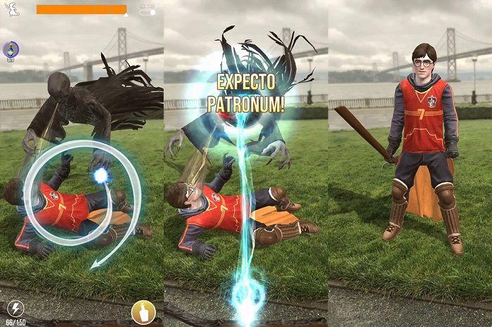 energia harry potter wizards unite