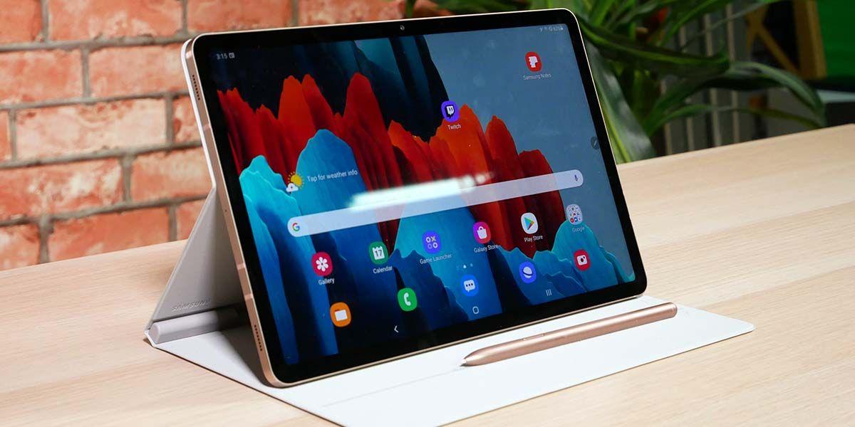 entertainment space app de Google para reavivar las tablets