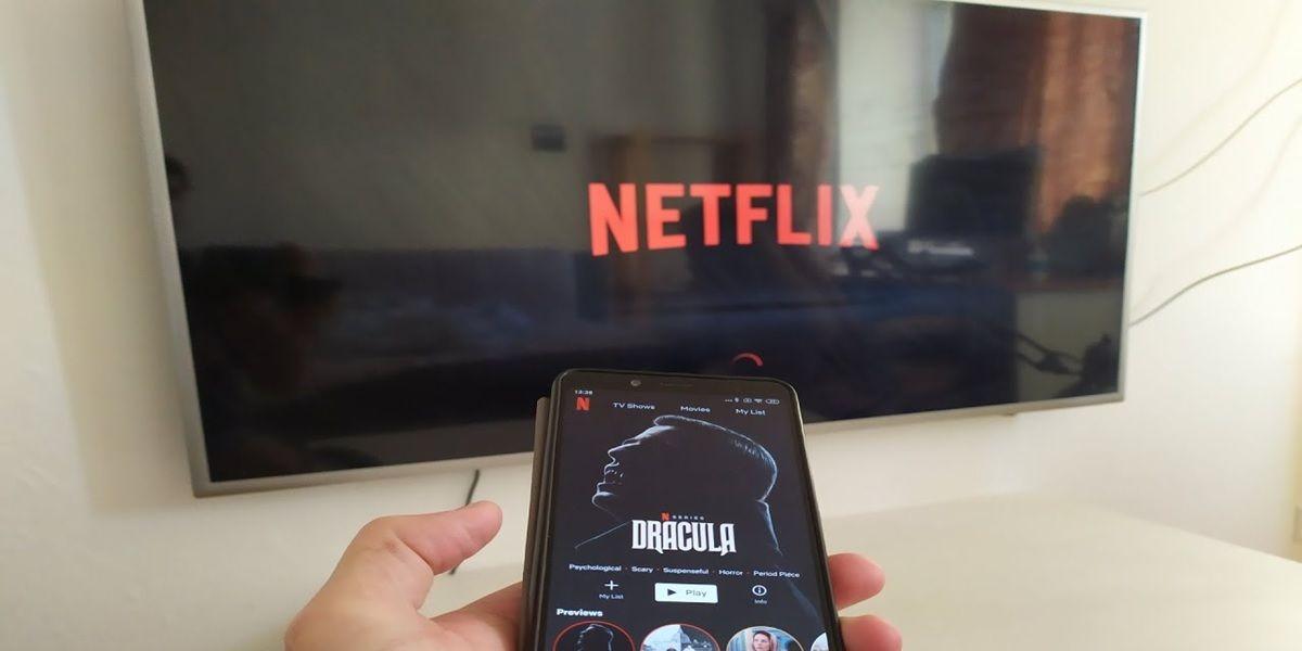 entrar en netflix desde smart tv sin contrasena