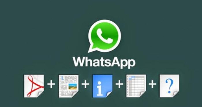 enviar cualquier archivo por whatsapp