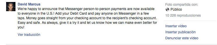 enviar-dinero-facebook-messenger