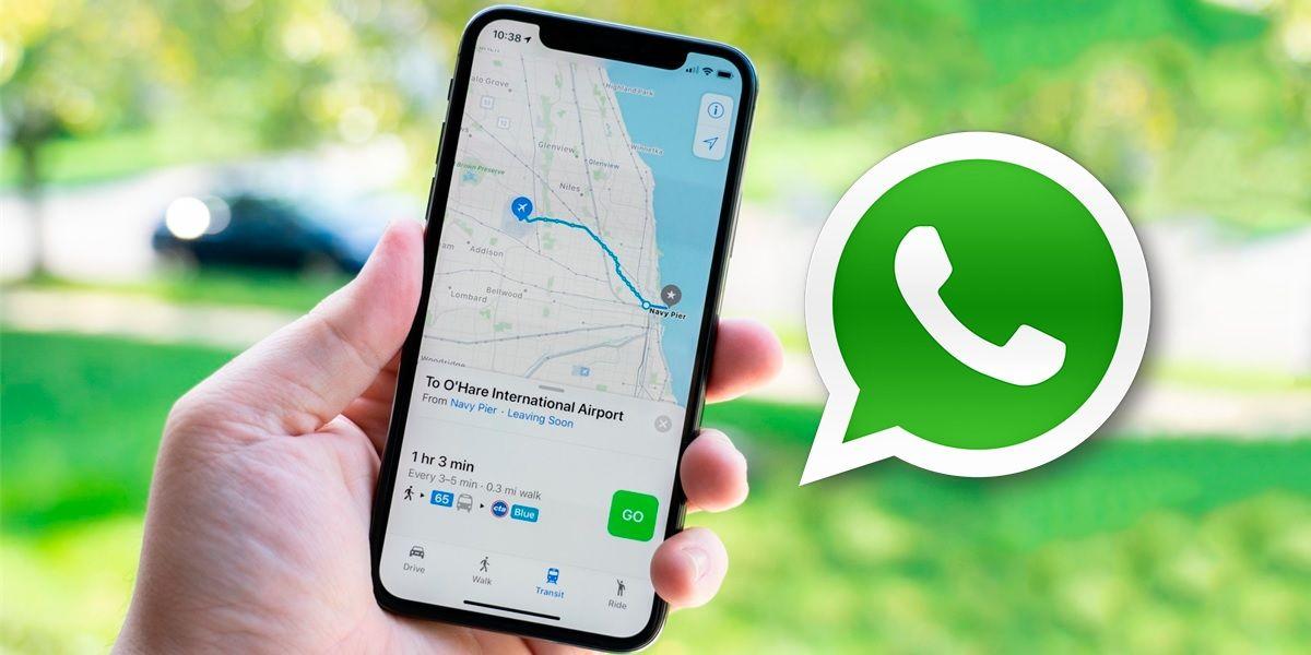 enviar ubicacion falsa por whatsapp iphone