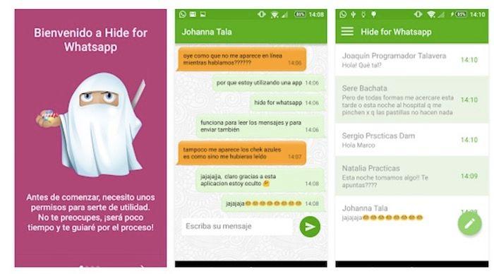 enviar un mensaje de WhatsApp sin estar en línea
