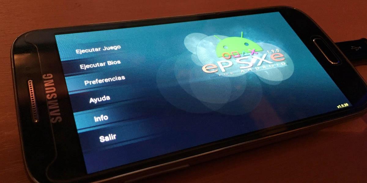 epsxe android emulador psx psone