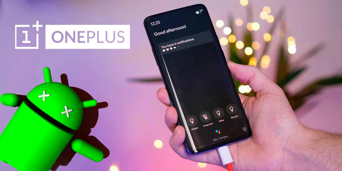 error aplicación google móviles oneplus