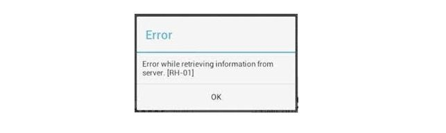 google server error rh-01
