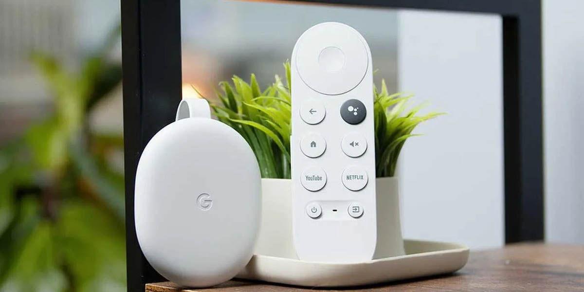 error sonido chromecast google tv auriculares bluetooth