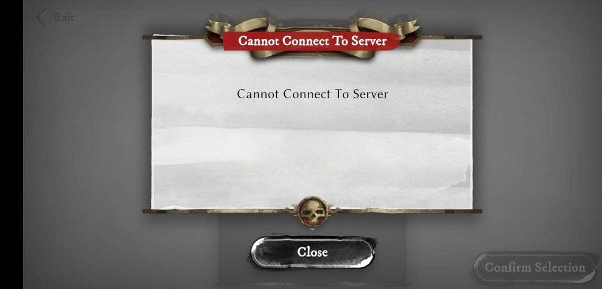 error warhammer odyssey