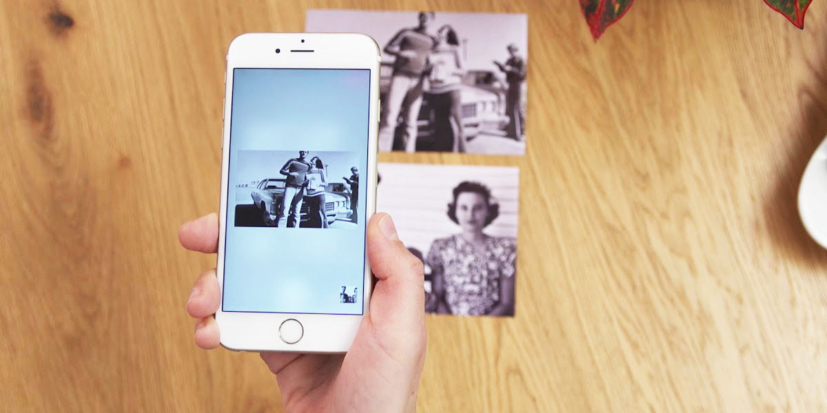 escanea tus fotos con fotoScan