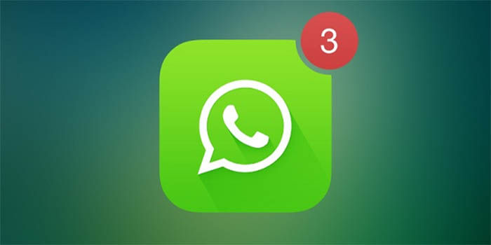 esconder las notificaciones de WhatsApp