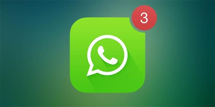 esconder las notificaciones de WhatsApp