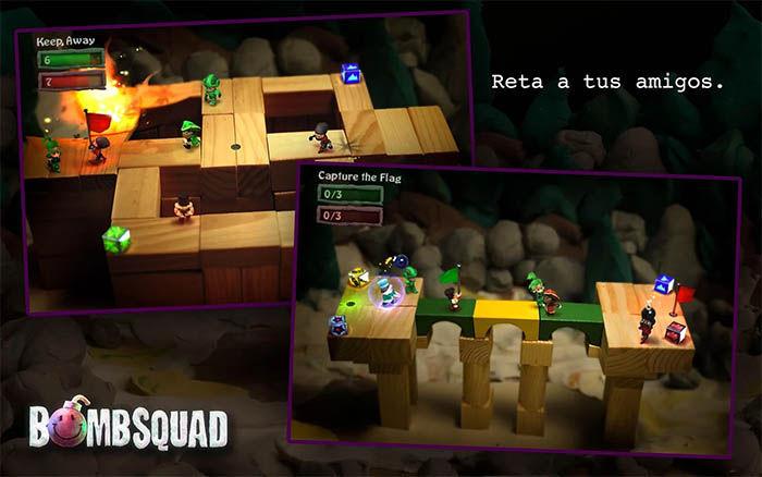 juego multijugador para android