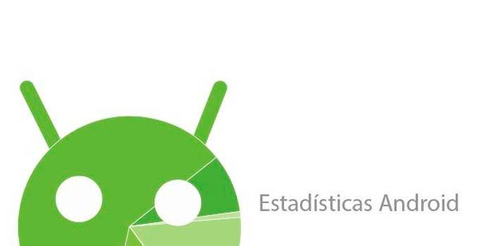 estadísticas de uso Android