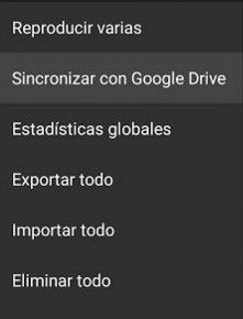 exportar datos de google my tracks