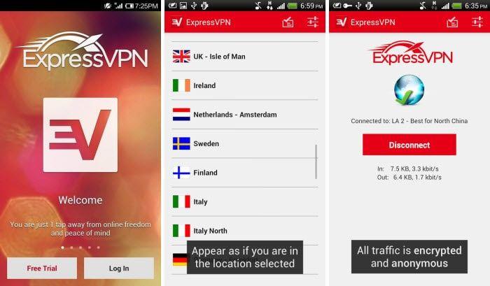 Express VPN para ver Wimbledon por internet gratis