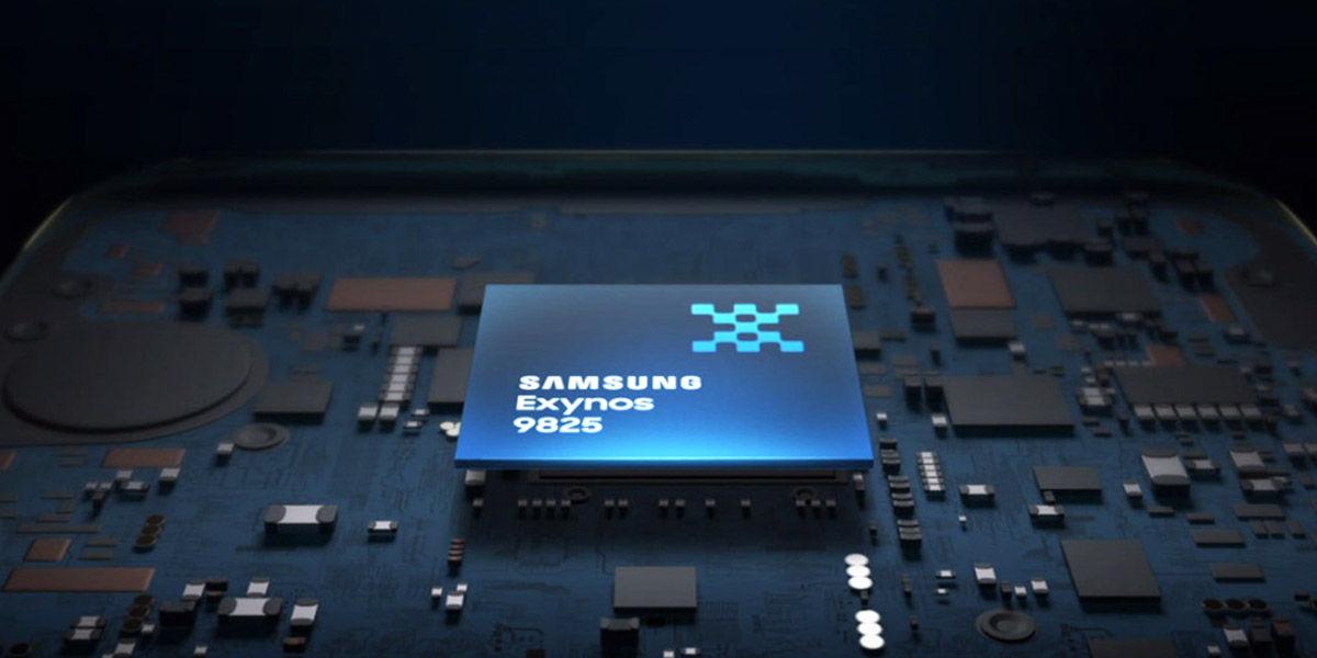 exynos 9825 características procesador galaxy note 10