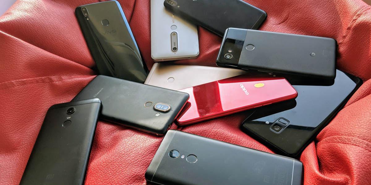 fabricantes móviles monopolio google