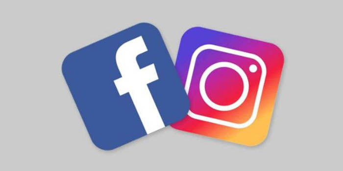 facebok e instagram