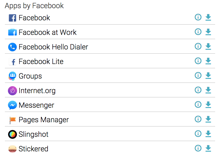 facebook-apps-descargar