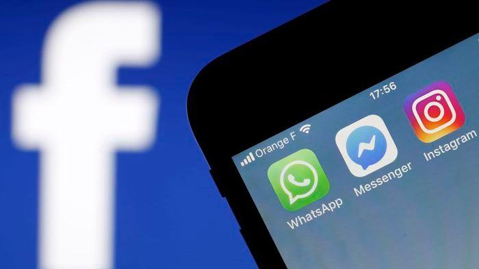 facebook cambia el nombre de Whatsapp e Instagram