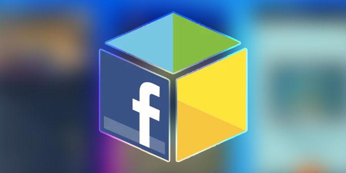 facebook game hub aplicacion limitada