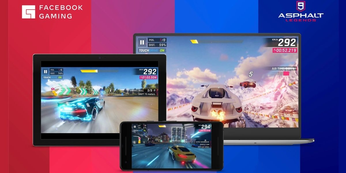 facebook gaming juegos en streaming