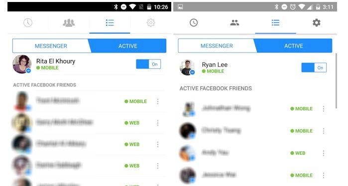 facebook messenger material design boton flotante