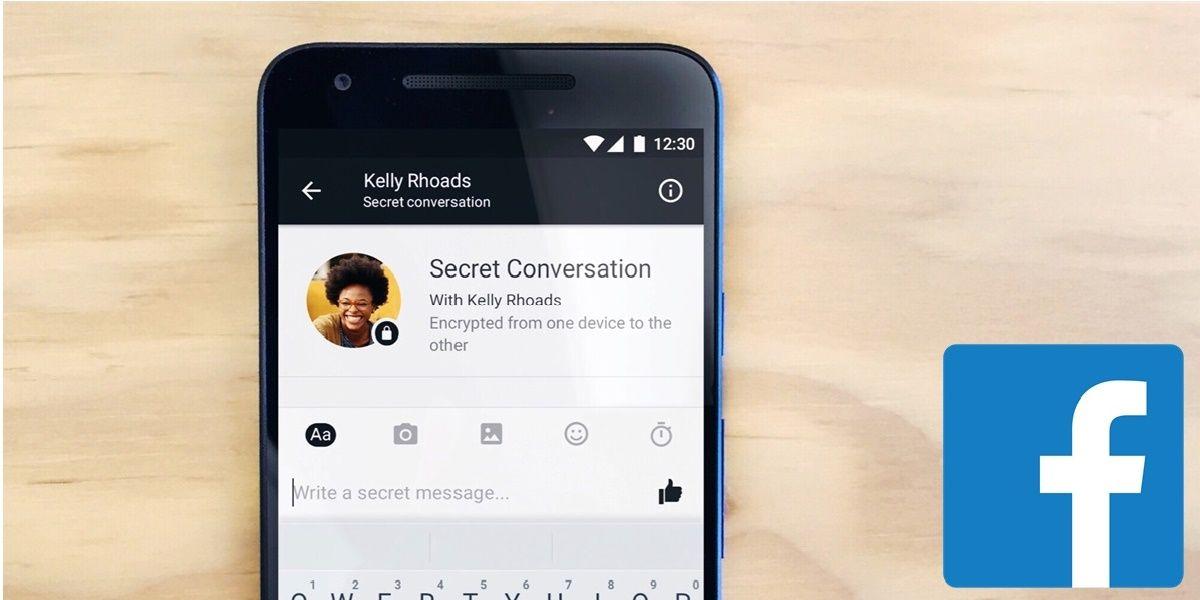 facebook messenger permitira llamadas videollamadas encriptadas