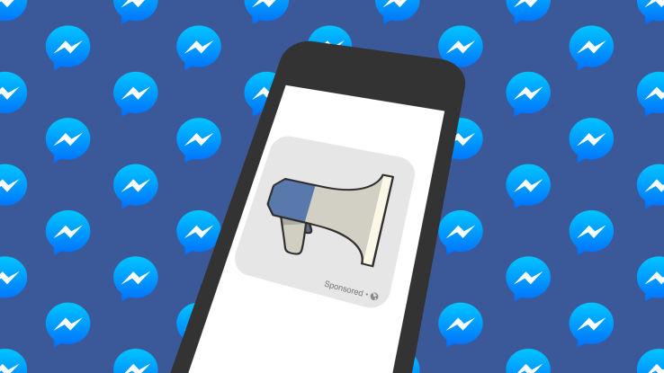 facebook messenger publicidad