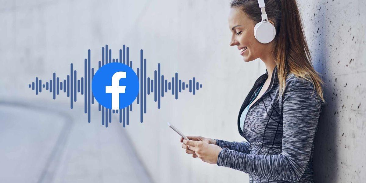 facebook nuevas funciones de audio