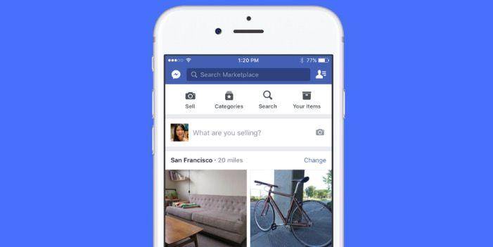 facebook-tienda-segunda-mano