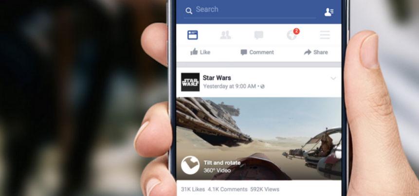 facebook videos 360 grados