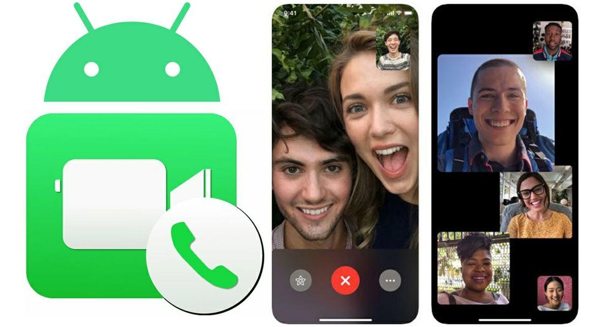 facetime en android