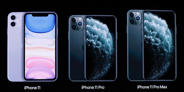 familia iphone 11