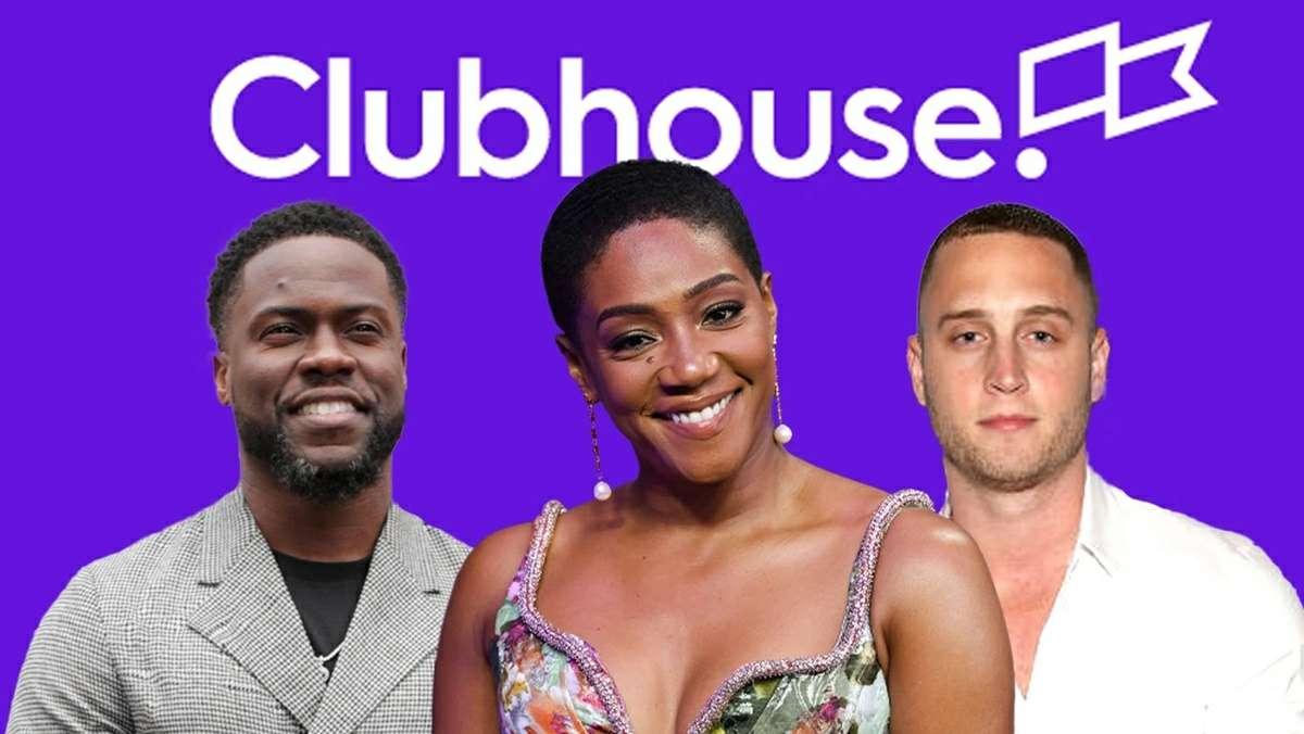 famosos que usan clubhouse