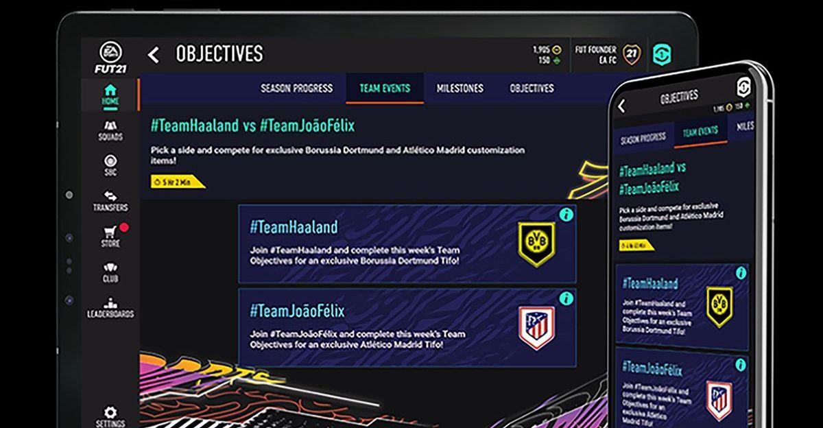 fifa 21 app
