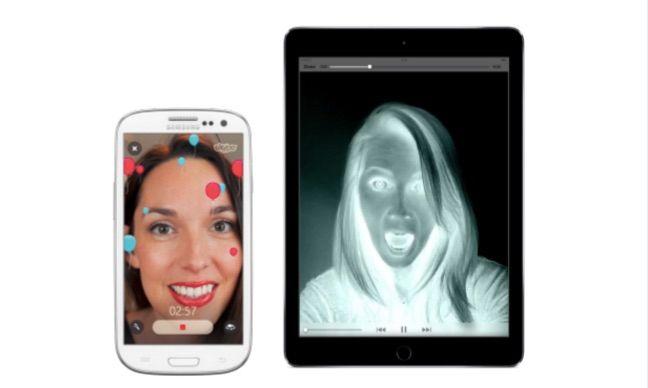 filtros para mensajes skype