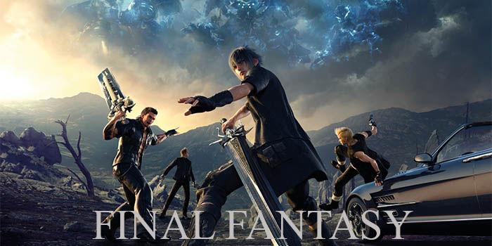 5 mejores juegos de final fantasy