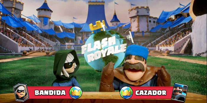 flash royale