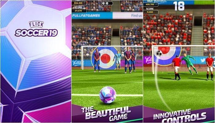 Ball Soccer (Flick Football) на андроид скачать …
